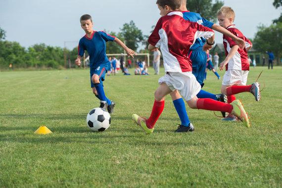 Shutterstock nuotr./Futbolas