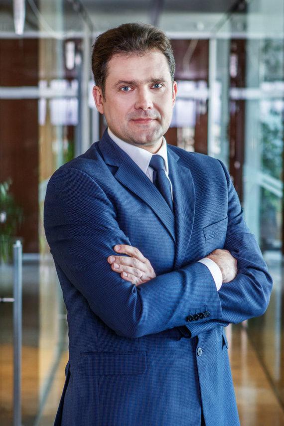 Partnerio nuotr./REWO vadovas Edvinas Malevskis