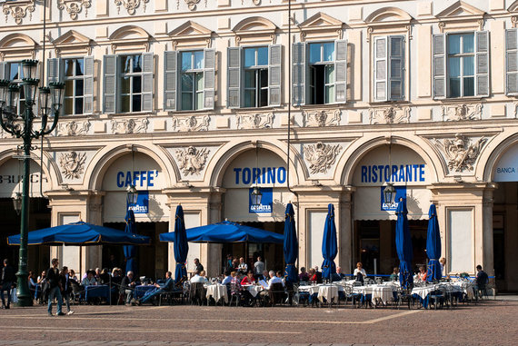 Projekto partnerio nuotr./Kavos meka - Caffe Torino