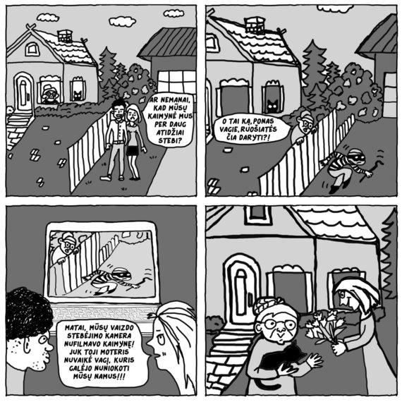 Gera kaimynystė