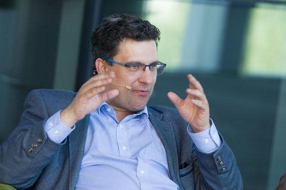 Partnerio nuotr./Verslo konsultantas Evaldas Damanauskas