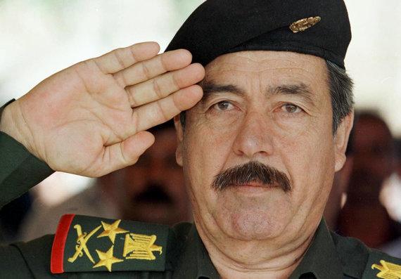 "AFP/""Scanpix"" nuotr./Saddamas Husseinas"