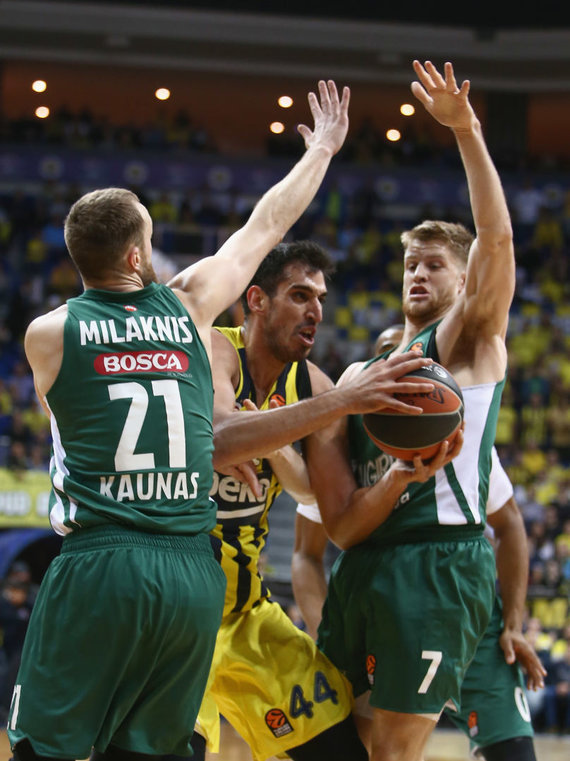 Getty Images/Euroleague nuotr./Ahmetas Duverioglu