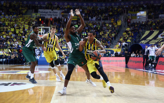 Getty Images/Euroleague nuotr./Erickas Greenas