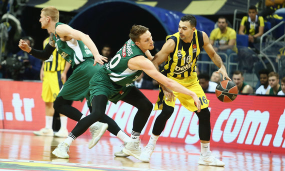 Getty Images/Euroleague nuotr./Kostas Sloukas