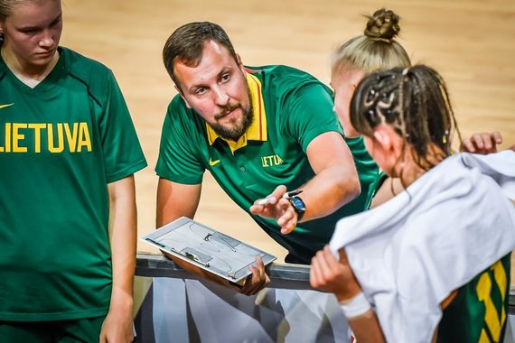 FIBA nuotr./Vilius Stanišauskas