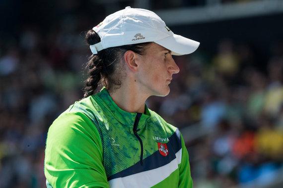 Alfredo Pliadžio nuotr./Zinaida Sendriūtė Rio olimpinėse žaidynėse liko dešimta