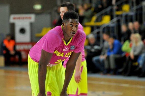 nuotr. FIBA /Alpha Kaba