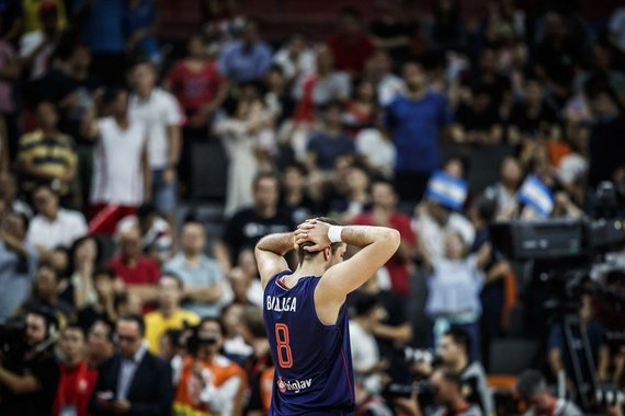 nuotr. FIBA/Nemanja Bjelica