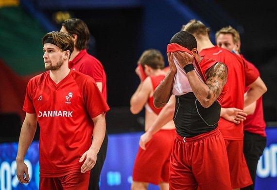nuotr. FIBA/Danijos krepšinio rinktinė
