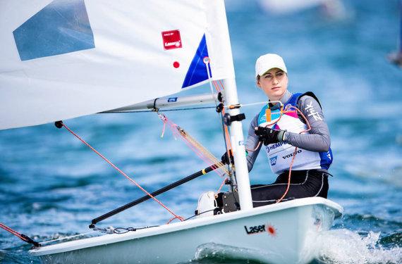 nuotr. Sailing Energy/Viktorija Andrulytė