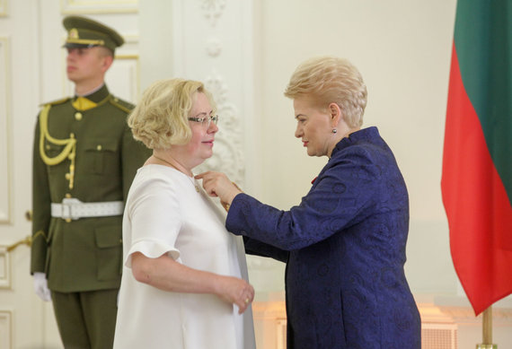 Vidmanto Balkūno / 15min nuotr./Jūratė Barysienė