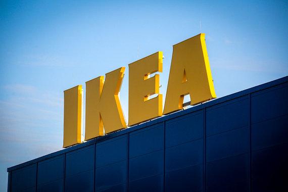 Vidmanto Balkūno / 15min nuotr./IKEA parduotuvė