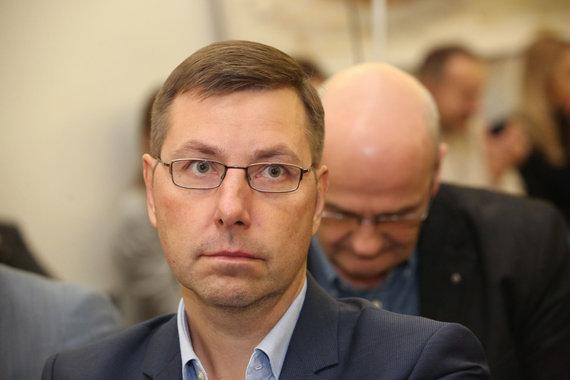 Vidmanto Balkūno / 15min nuotr./Gintaras Steponavičius