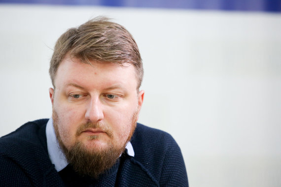 Vidmanto Balkūno / 15min nuotr./Paulius Gritėnas