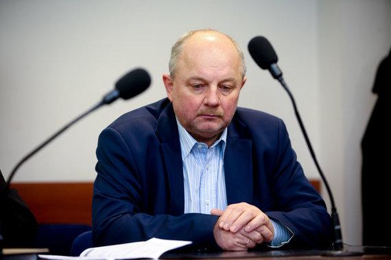Vidmanto Balkūno / 15min nuotr./Gintautas Mikolaitis teisme
