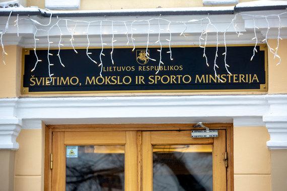 Vidmanto Balkūno / 15min nuotr./Lietuvos švietimo, mokslo ir sporto ministerija