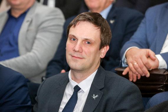 Vidmanto Balkūno / 15min nuotr./Lietuvos valstiečių ir žaliųjų sąjungos suvažiavimas Prienuose