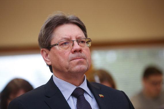 Vidmanto Balkūno / 15min nuotr./Stasys Šedbaras