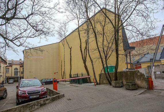Vidmanto Balkūno / 15min nuotr./Pastatas Vilniaus g. 37 (Vilnius)