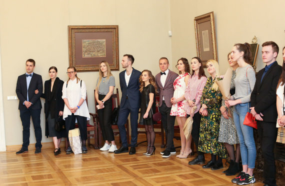 Photograph by Vidmantas Balkūnas / 15th ports / marriage of Christian Pišniukaitė and Vytautas Šimkus  t