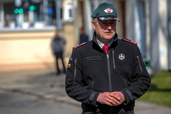 Vidmanto Balkūno / 15min nuotr./Renatas Požėla