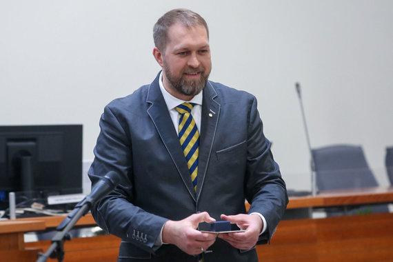 Vytautas Kašėta. Vidmantas Balkūnas / Photo 15min