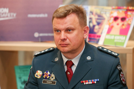 Vidmanto Balkūno / 15min nuotr./Vytautas Grašys