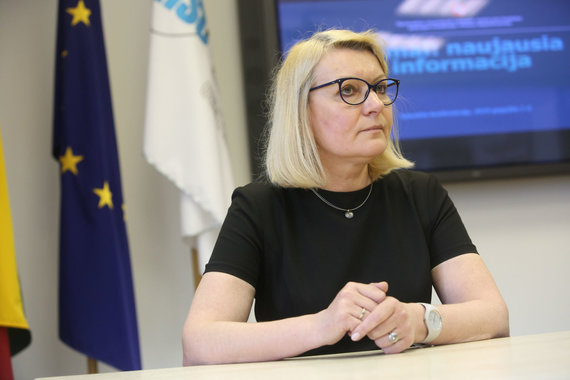 Vidmanto Balkūno / 15min nuotr./Ligita Jančorienė