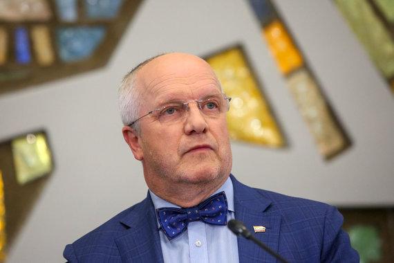 Vidmanto Balkūno / 15min nuotr./Juozas Olekas