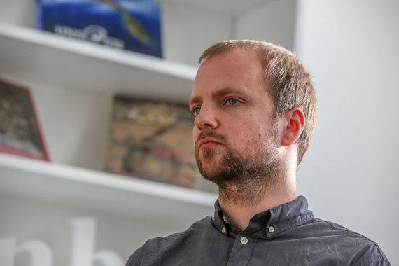 Vidmanto Balkūno / 15min nuotr./Tomas Vaiseta