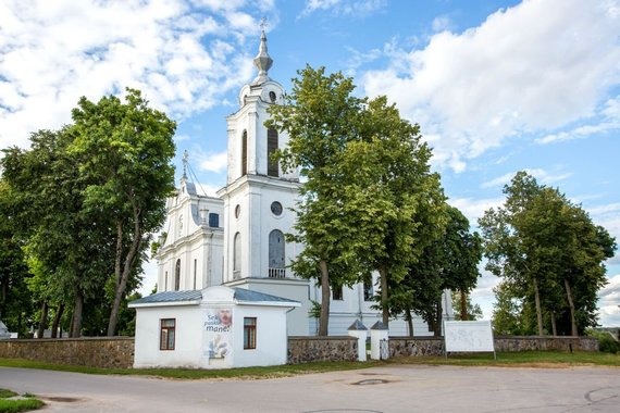 Vidmanto Balkūno / 15min nuotr./Betygalos Šv. Mikalojaus bažnyčia