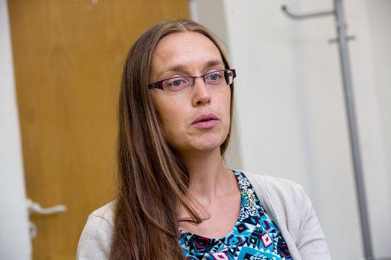 Vidmanto Balkūno / 15min nuotr./Jurgita Smiltė Jasiulionė