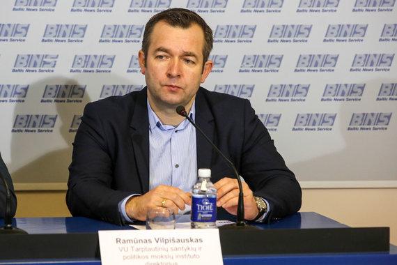 Vidmanto Balkūno / 15min nuotr./Ramūnas Vilpišauskas