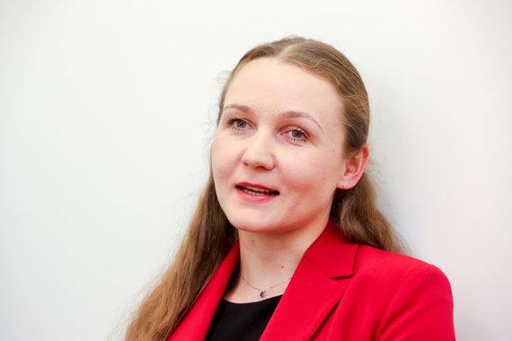 Vidmanto Balkūno / 15min nuotr./Evelina Gudzinskaitė