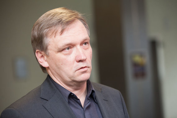 Vidmanto Balkūno / 15min nuotr./Zigmas Vaišvila