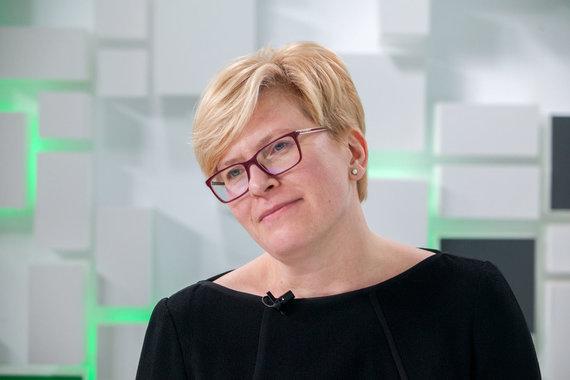 Vidmanto Balkūno / 15min nuotr./Ingrida Šimonytė