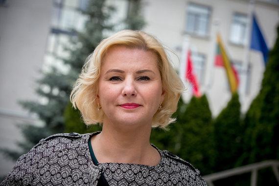 Vidmanto Balkūno / 15min nuotr./Teisėja Sigita Jokimaitė