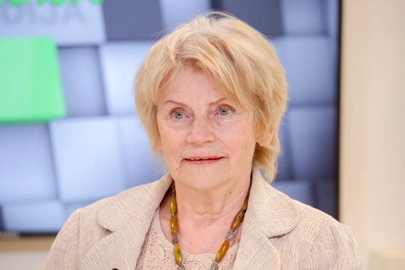 Vidmanto Balkūno / 15min nuotr./ Teresė Birutė Burauskaitė