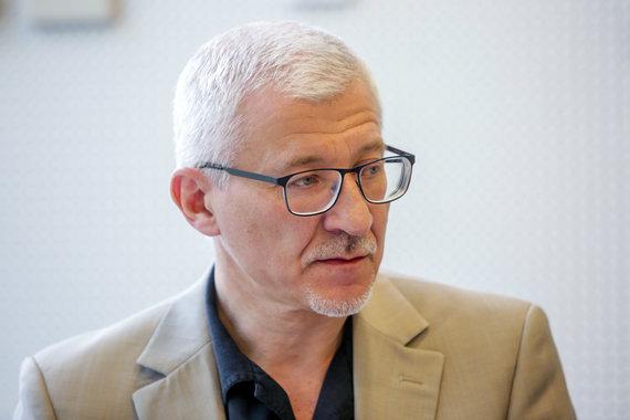 Vidmanto Balkūno / 15min nuotr./Boguslavas Gruževskis