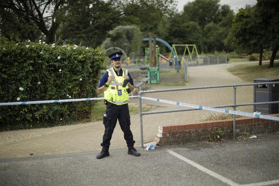 """""""Scanpix""""/AP nuotr./Didžiosios Britanijos policija"""