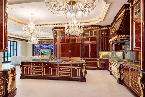 """""""Concierge Auctions"""" nuotr./Floridoje parduotas pagal Versalio rūmus sukurtas dvaras"""