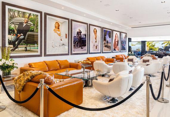 """Bruce Makowsky/""""BAM Luxury Development"""" nuotr./Bel Ere parduodamas vienas brangiausių namų JAV"""