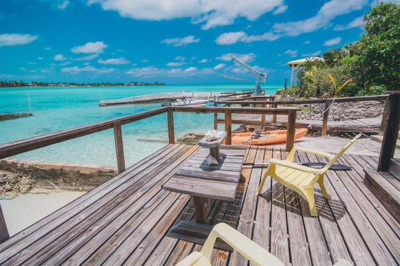 Vida Press nuotr./Parduodama sala Karibuose