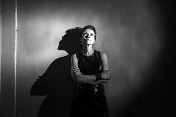 Marta Režová nuotr./Rašytoja Bianca Bellová