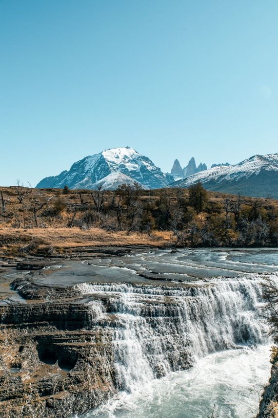 Vida Press nuotr./Įspūdingų peizažų kraštas – Patagonija