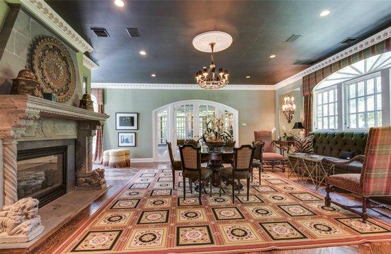 """""""Douglas Elliman Real Estate"""" nuotr./Parduodamas Jordanui Belfortui priklausęs namas"""