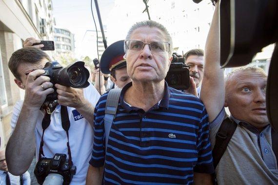 """Scanpix""/AP nuotr./Aleksejaus Uliukajevo teismas"