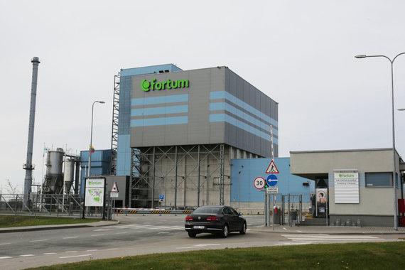 """Fortum"" nuotr./Energetikos įmonė ""Fortum"""