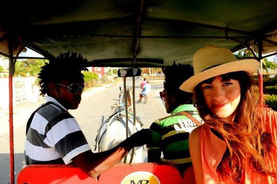 Małgorzata Mozyro nuotr./Kuba – rojus turistams, pragaras vietiniams gyventojams